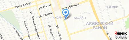 Ателье по подгонке одежды на карте Алматы