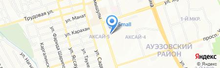 Тепло Гидро Барьер ТОО на карте Алматы