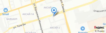 Тысяча мелочей на карте Алматы