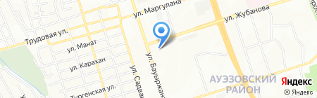 LogyCom на карте Алматы