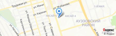 Мастерская по ремонту часов на карте Алматы