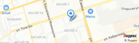 Пивная лавка на карте Алматы