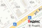 Схема проезда до компании Z-SERVICE в Алматы