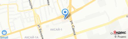 KeyService на карте Алматы