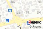 Схема проезда до компании Nash Сервис в Алматы