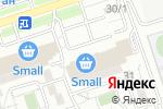 Схема проезда до компании Sulpak в Алматы