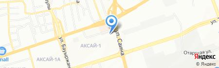 Prestige на карте Алматы
