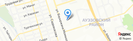 LexTrans на карте Алматы