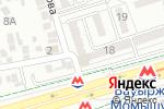 Схема проезда до компании МТК Advertising, ТОО в Алматы