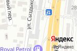 Схема проезда до компании МТ-Фарм в Алматы