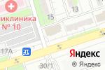 Схема проезда до компании Достар Сарайы в Алматы