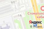 Схема проезда до компании Леди в Алматы