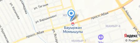 Сити Фарм Торг на карте Алматы