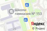 Схема проезда до компании QIWI в Алматы