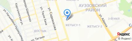 Veiss Beer на карте Алматы