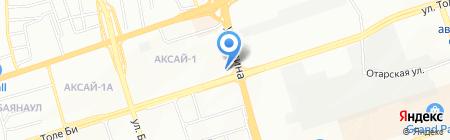 FOLK LOKA на карте Алматы