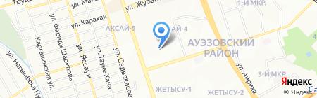 Алматы эвакуатор kz на карте Алматы
