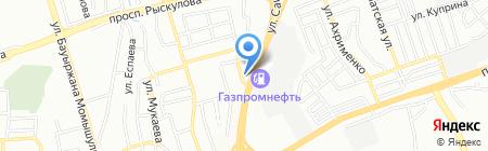 Region Stroy Company на карте Алматы