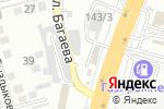 Схема проезда до компании Region Stroy Company в Алматы