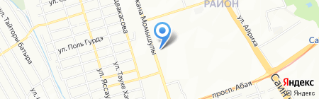 Art House на карте Алматы