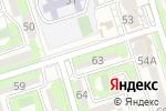 Схема проезда до компании Круиз Сервис в Алматы
