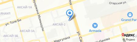 Продукты продуктовый магазин на карте Алматы