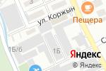 Схема проезда до компании Болат в Алматы