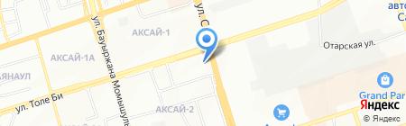 REVOLTA ТОО на карте Алматы