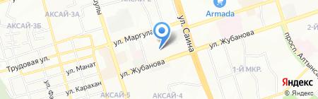 MT Sport Presentation на карте Алматы