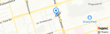 Biga на карте Алматы