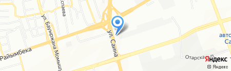 SUN RAY на карте Алматы