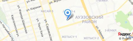 Ремкомп на карте Алматы