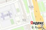 Схема проезда до компании Саламат в Алматы