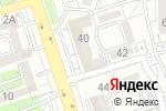 Схема проезда до компании Магазин косметики и бытовой химии в Алматы