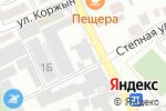 Схема проезда до компании ПМ Компани в Алматы