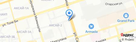 Emir Catering на карте Алматы