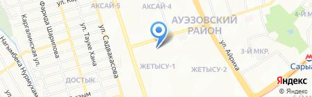 Betclub на карте Алматы