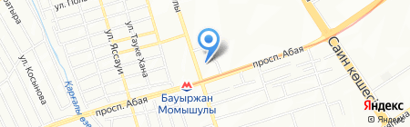 Sport Bar Action на карте Алматы