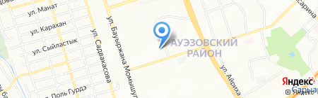 Сказка на карте Алматы