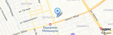 Лингафон Kids на карте Алматы