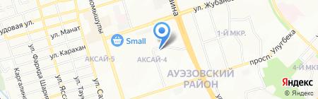 Хозяюшка магазин на карте Алматы
