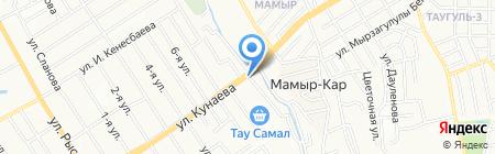 Кумис на карте Алматы