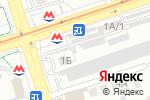 Схема проезда до компании Филиал №1 КазАвтоТехосмотр, ТОО в Алматы