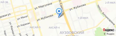 Lab Teсhnology на карте Алматы