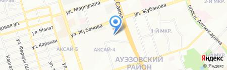 MedTechService ТОО на карте Алматы