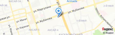 Салон штор на карте Алматы