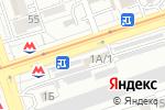 Схема проезда до компании Mario в Алматы