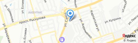 SCT Service на карте Алматы
