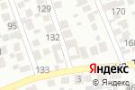 Схема проезда до компании Айсана в Алматы