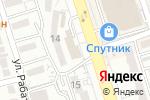 Схема проезда до компании ДЭН Ломбард, ТОО в Алматы